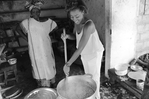 Photography: Stir the Pot Thiebou Djene