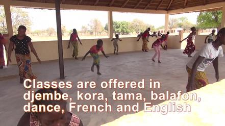 Video Journalism: Music School Offers Up Mining Alternative To Children