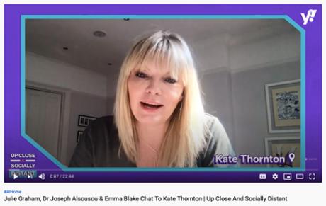 Kate Thornton Interview