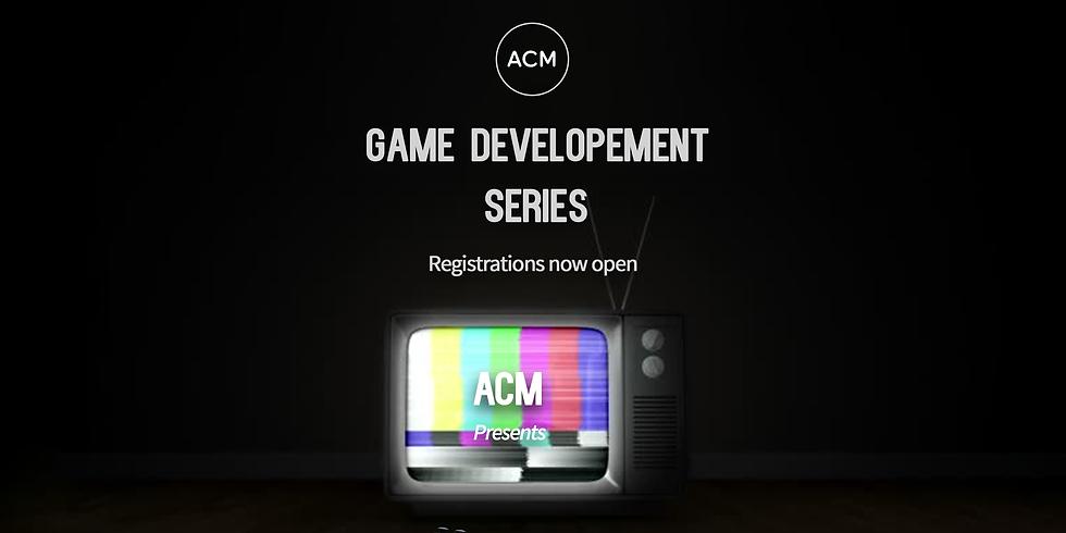 ACM Game Development Bootcamp