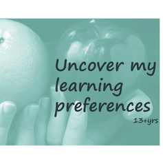 Uncover my learning preferences