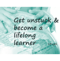 Get unstuck and become a lifelong learner
