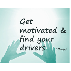 Get motivated and find your drivers