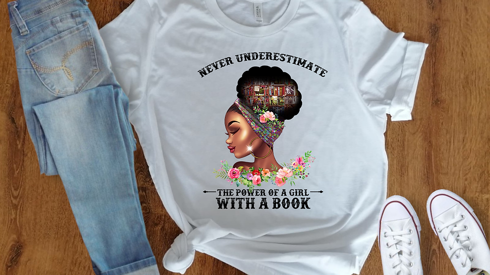 The Power Of A Girl T-Shirt