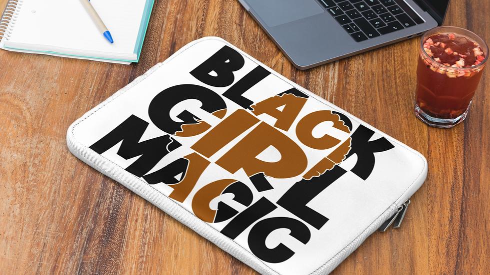 Black Girl Magic Laptop Sleeve