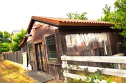 Rusted Barn Look