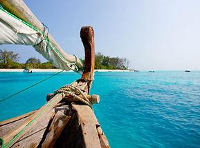 dhow-sailing-on-ocean-and-mnemba-zanziba