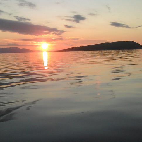 Sunset - Ηλιοβασίλεμα
