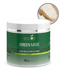 Eccos - Green Mask - Argila Verde Adistringente