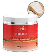 Eccos - Red Mask - Argila Vermelha Redutora