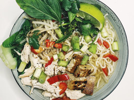Tofu or Chicken Pho