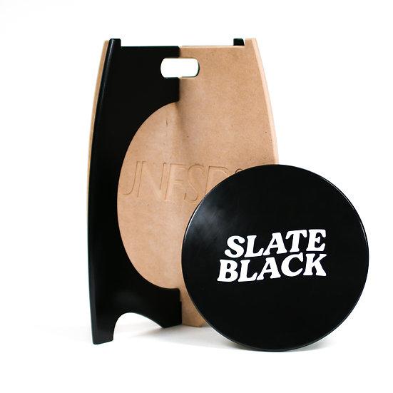Colored Stool - Slate Black