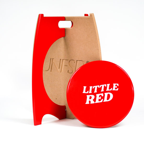 Colored Stool - Little Red