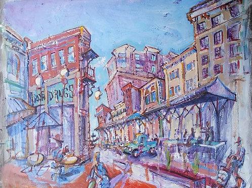 Star City Market, Roanoke,VA
