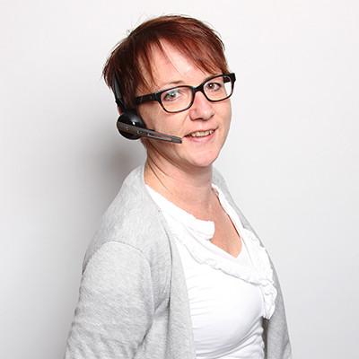 Antwoordservice telefoniste - Diane Hesk