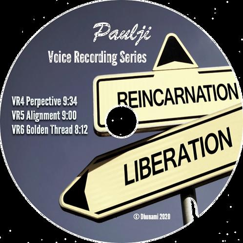 Voice Recordings 4-6