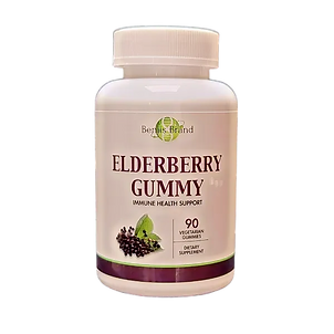 elderberry gummies for adults and kids