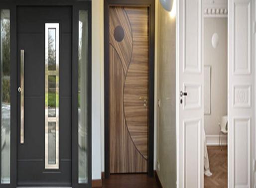 Sejarah pintu masuk dan inspirasi pintu utama desain rumah