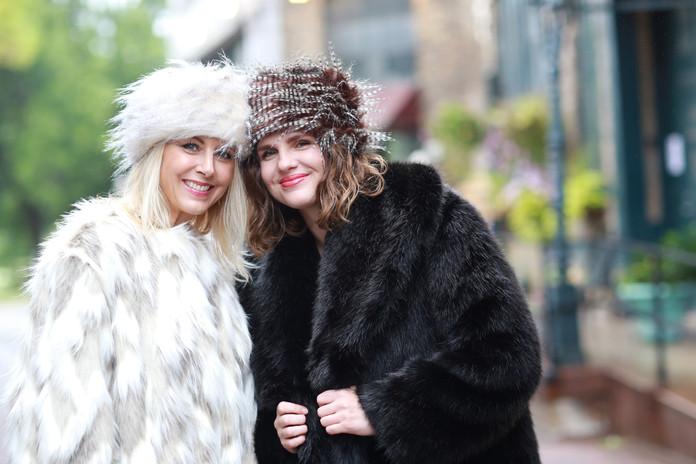 Custom Faux Fur Coats