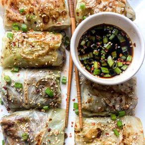 Carb-Free Cabbage Dumplings