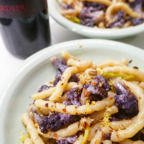 All About the Cauliflower Pasta