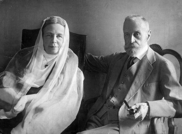Wanda en Hugo II, ouders van Margarethe