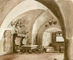Interieur Finstergrün