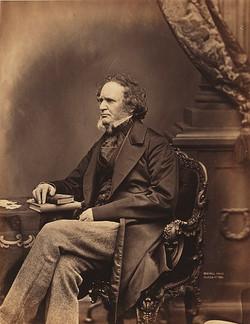 Edward 14e Earl van Derby, Tory-voorzitter