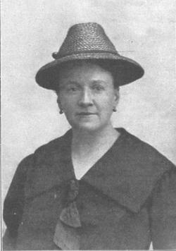 Margit Szapáry, rond 1910