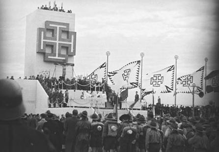 Bijeenkomst van Vaterländische Front