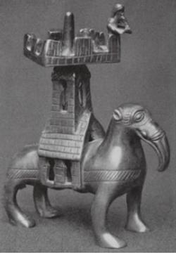 Olielamp, 14e eeuw