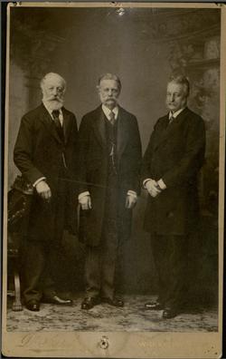 De broers Henckel von Donnersmarck
