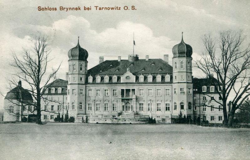 Brynek in 1904