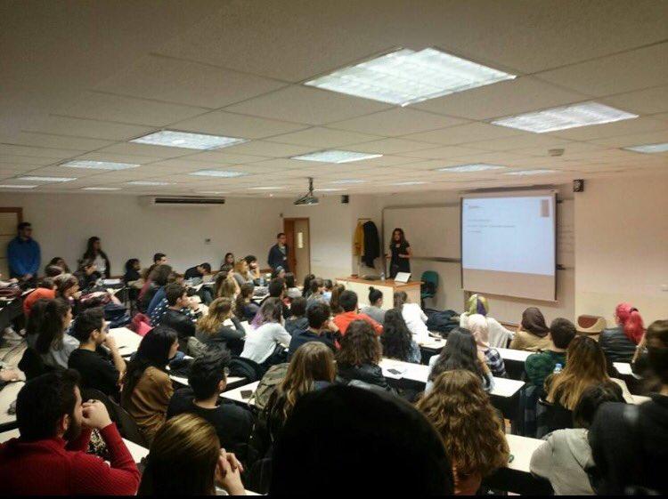 Bilkent Üniversitesi -Sosyal Fobi Semineri