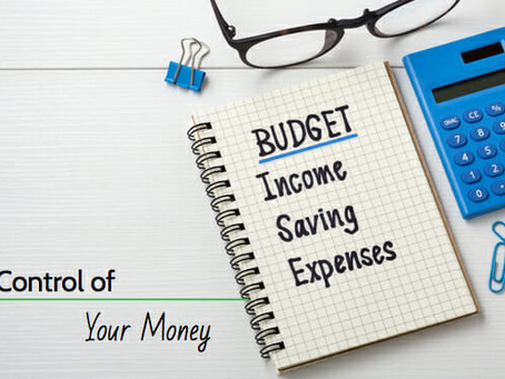 Why You Need a Budget ASAP!