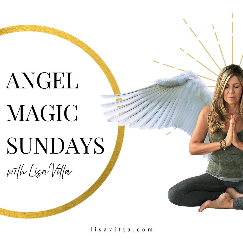 Angel Magic Sundays - Online Live Stream