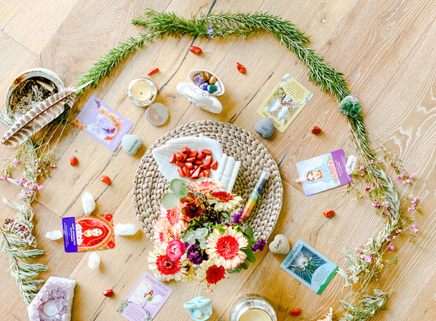 How To Create A Sacred Space for Meditation, Magic, and Mantras