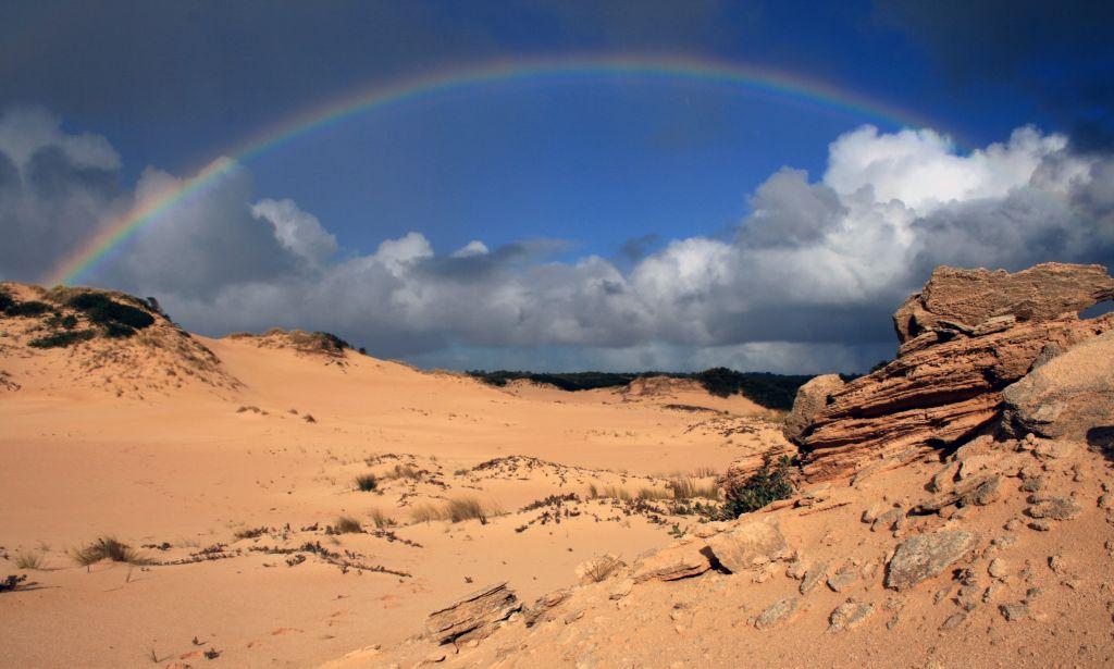 Canunda Sand Dunes