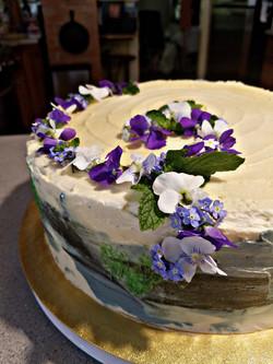 Sweet Willamina, Wedding Cake Bangor