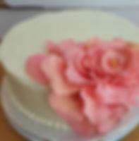 All Natural Wedding Cake, Bangor, Maine