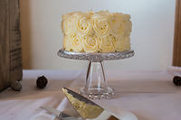 Organic Wedding Cake, Bangor, Maine