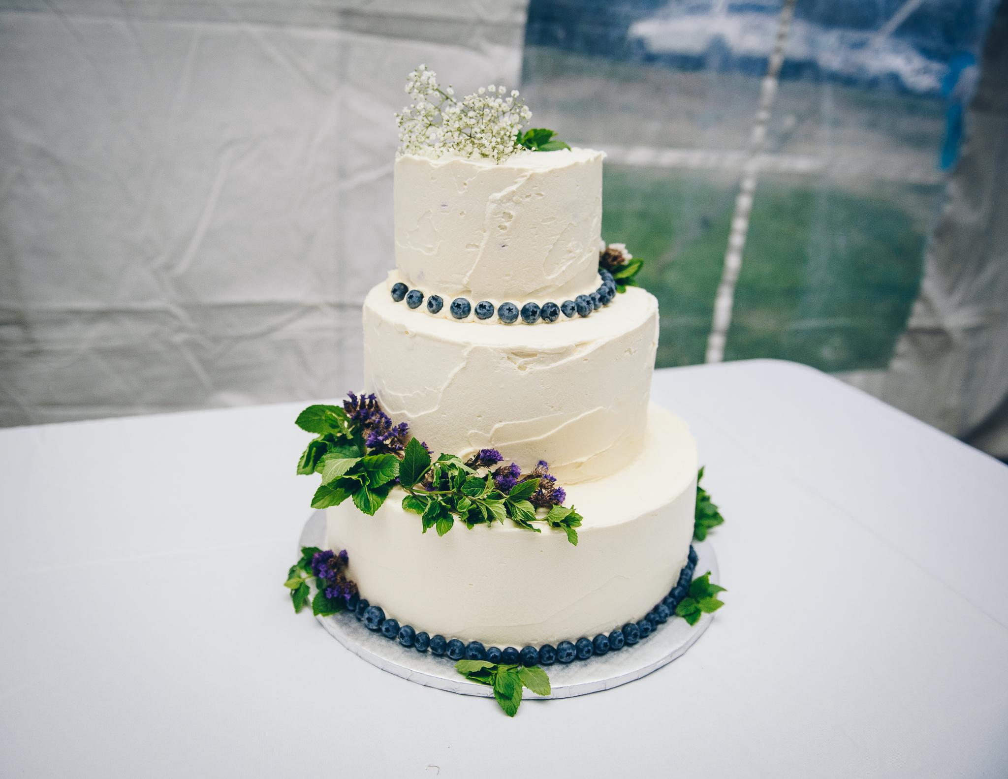 Wedding Cake Bangor, Maine