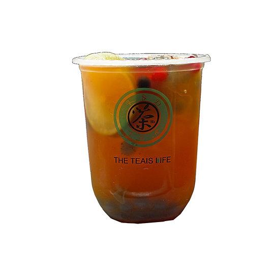 Tropical feeling tea