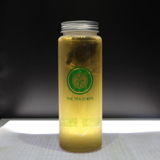 美女喝的茶(大马士革铁绿茶);Beauty's tea(Damascus Rose Green Tea)