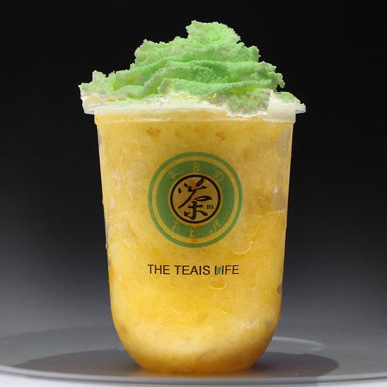水蜜桃星冰樂/Peach ice shake