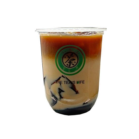 Aglowing caffe