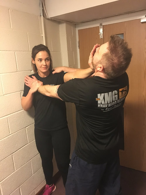 6 Weeks Women's Self Defence Course