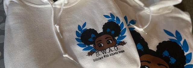 SWAG Sweatshirts or Hoodies (Left Logo)