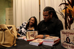 Lennox Signing books