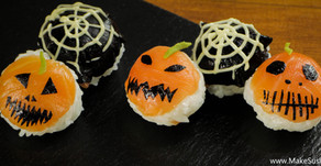 Your best Halloween party with the best sushi in Oslo